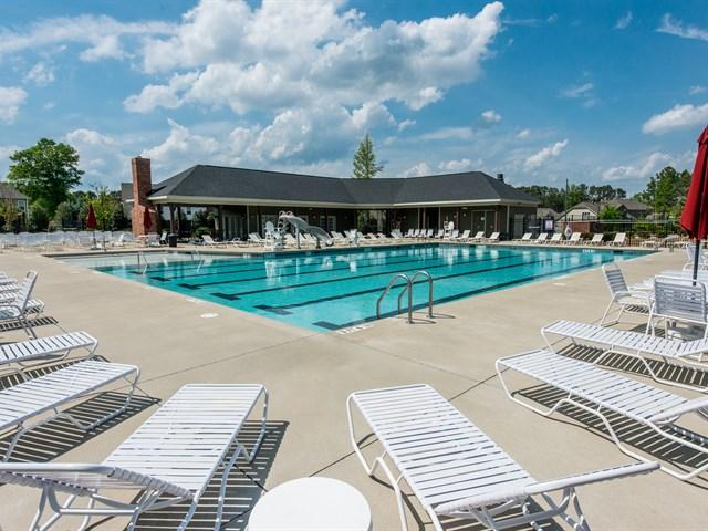Hillman Real Estate Group - Bella Casa Pool Apex