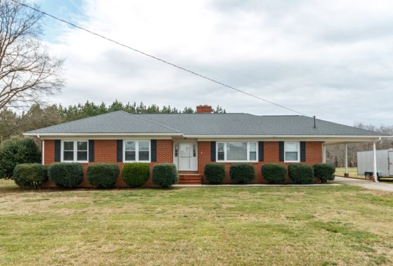 Hillman Real Estate Group - Oxford Home for Sale - Antioch Road