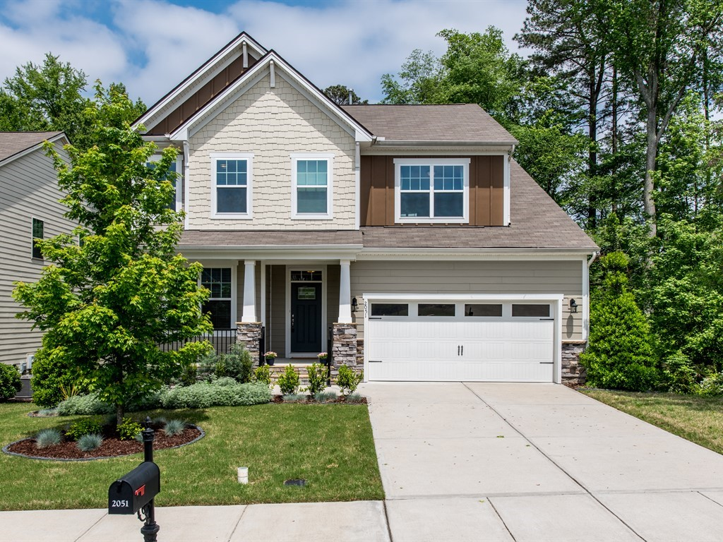 2051 Stanwood Drive, Apex - Hillman Real Estate Group