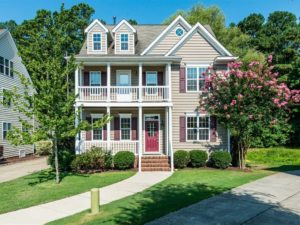 Recently closing on Butterbiggins in Holly Springs.
