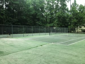 Hillman Real Estate Group - 904 Bromley Way Raleigh NC 27615 - Tennis and Basketball Courts