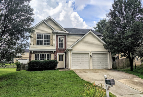 Hillman Real Estate Group - 201 Honey Springs Avenue - Fuquay - Front