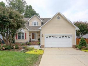 Hillman Real Estate Group - 1803 Green Ford Lane Apex, NC 27502