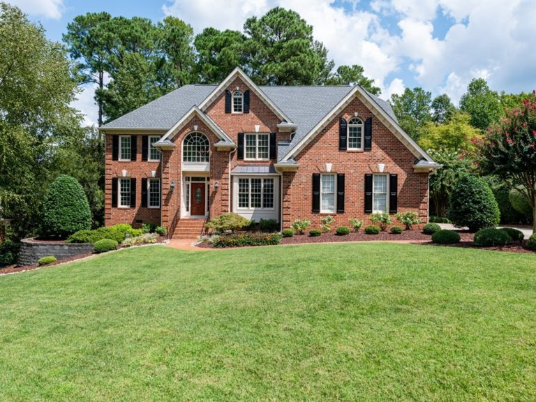 Hillman Real Estate Group – 505 Bridewell Court Cary NC 27518