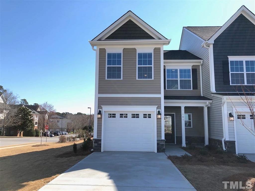 Hillman Real Estate Group - Buyer - 101 Wellons Creek Drive Garner NC 27529