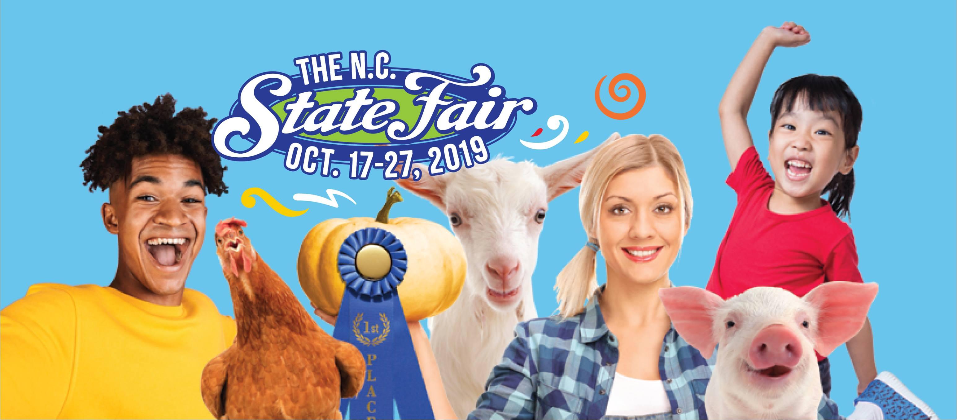 HREG NC State Fair Fun Contest