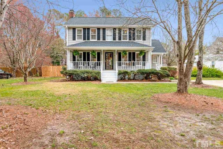 Hillman Real Estate Group - Buyers - 1021 Andersonwood Drive Fuquay Varina NC 27526