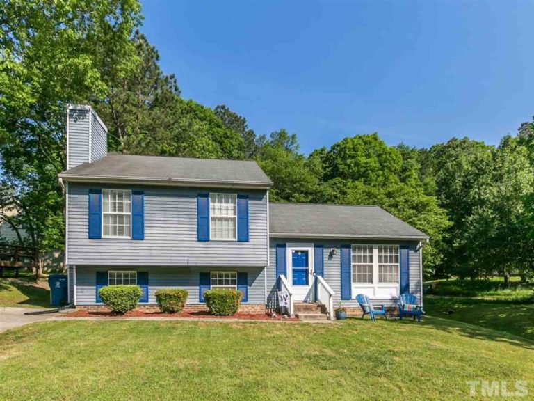 Hillman Real Estate Group - Buyers - 213 Hemmingwood Drive Durham NC 27713