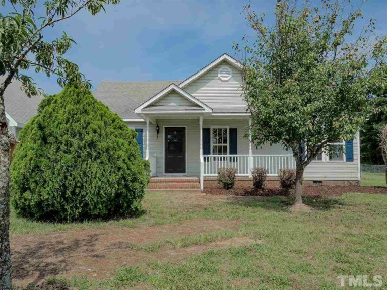 Hillman Real Estate Group - Buyers - 34 Good Circle Fuquay Varina NC 27526