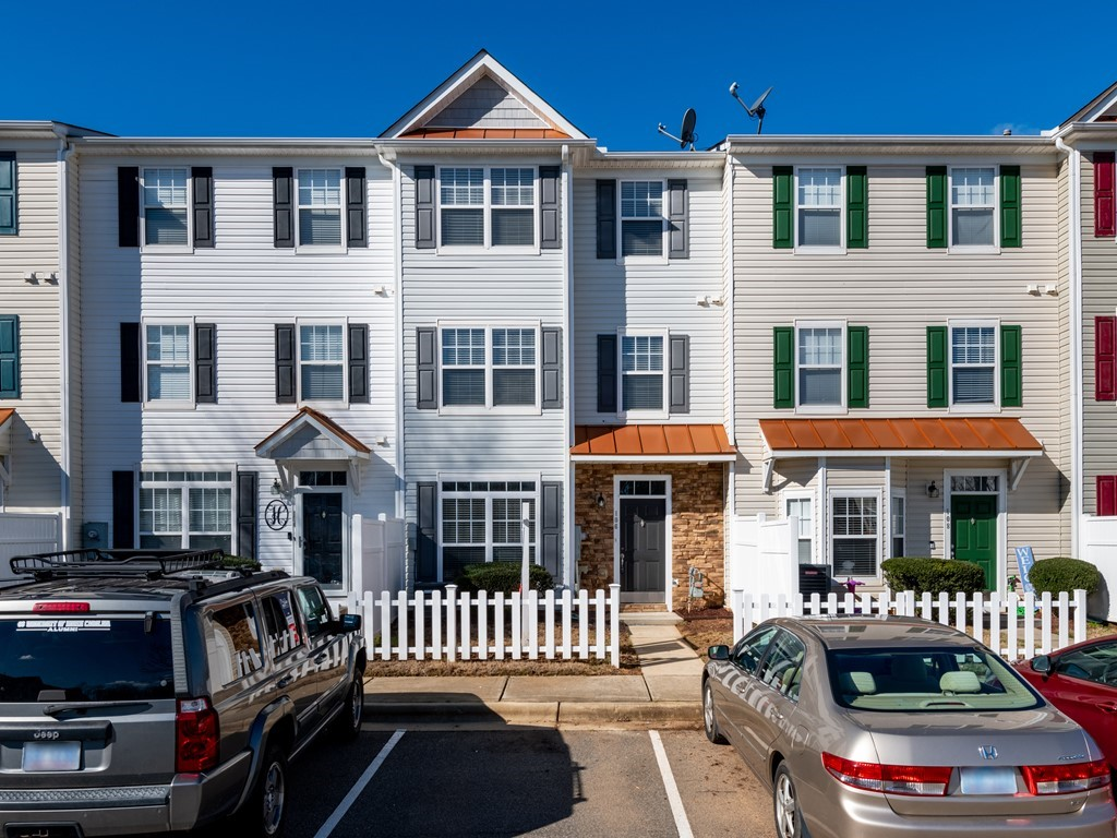 Hillman Real Estate Group at eXp Realty – 2200 Valley Edge Drive Unit 106 Raleigh NC 27614