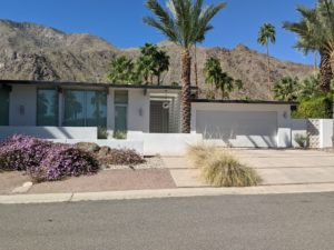 HREG Visits Palm Springs Modernist Architecture Real Estate