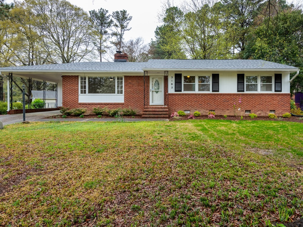 Hillman Real Estate Group at eXp Realty – 5105 Stockton Drive Raleigh NC 27606