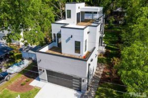 "220 Hargrove Street - Cool and Fabulous ""Bull City"" Mod"