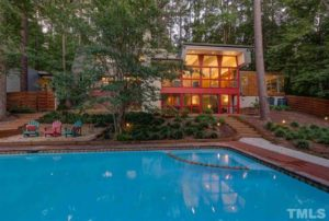 Modernist Home of the Month - Hillman Real Estate Group at eXp Realty - 23 Scott Place in Durham