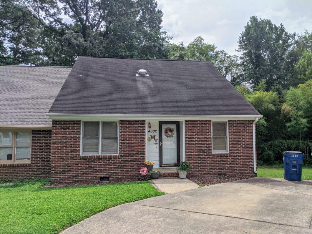 4602 Nesbit Court Raleigh NC 27616 - Hillman Real Estate Group - Front Exterior