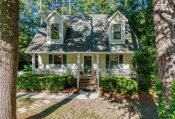 5205 Badham Place Raleigh NC 27609 – Listed for Sale by Hillman Real Estate Group at eXp Realty