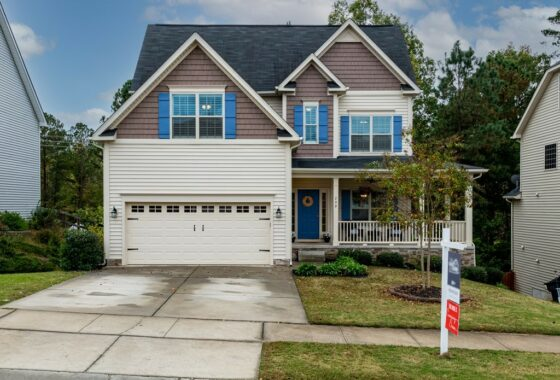 209 Sweet Violet Drive Holly Springs NC 27540 – Hillman Real Estate Group at eXp Realty