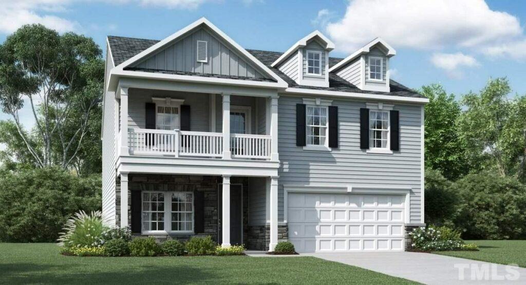 2525 Heathland Farm Fuquay-Varina NC Hillman Real Estate Group at eXp Realty Buyer Closing with Robin