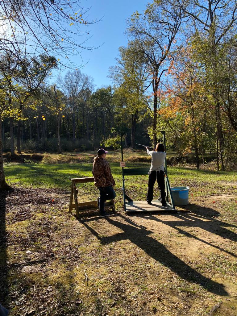 HREG at eXp Realty Team Building Shooting Clays at Deep River