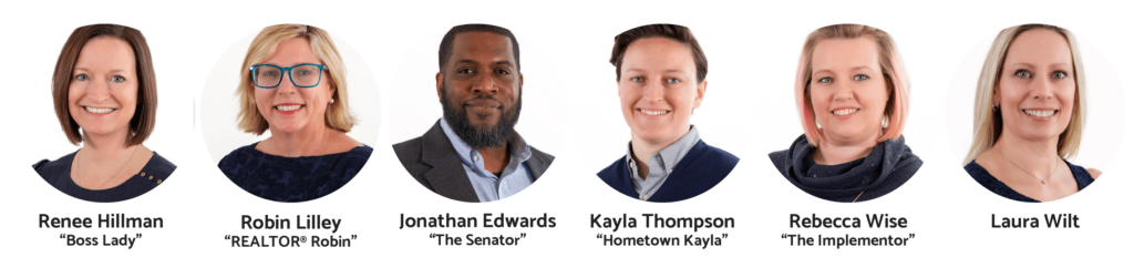 Meet the Rock Stars at Hillman Real Estate Group