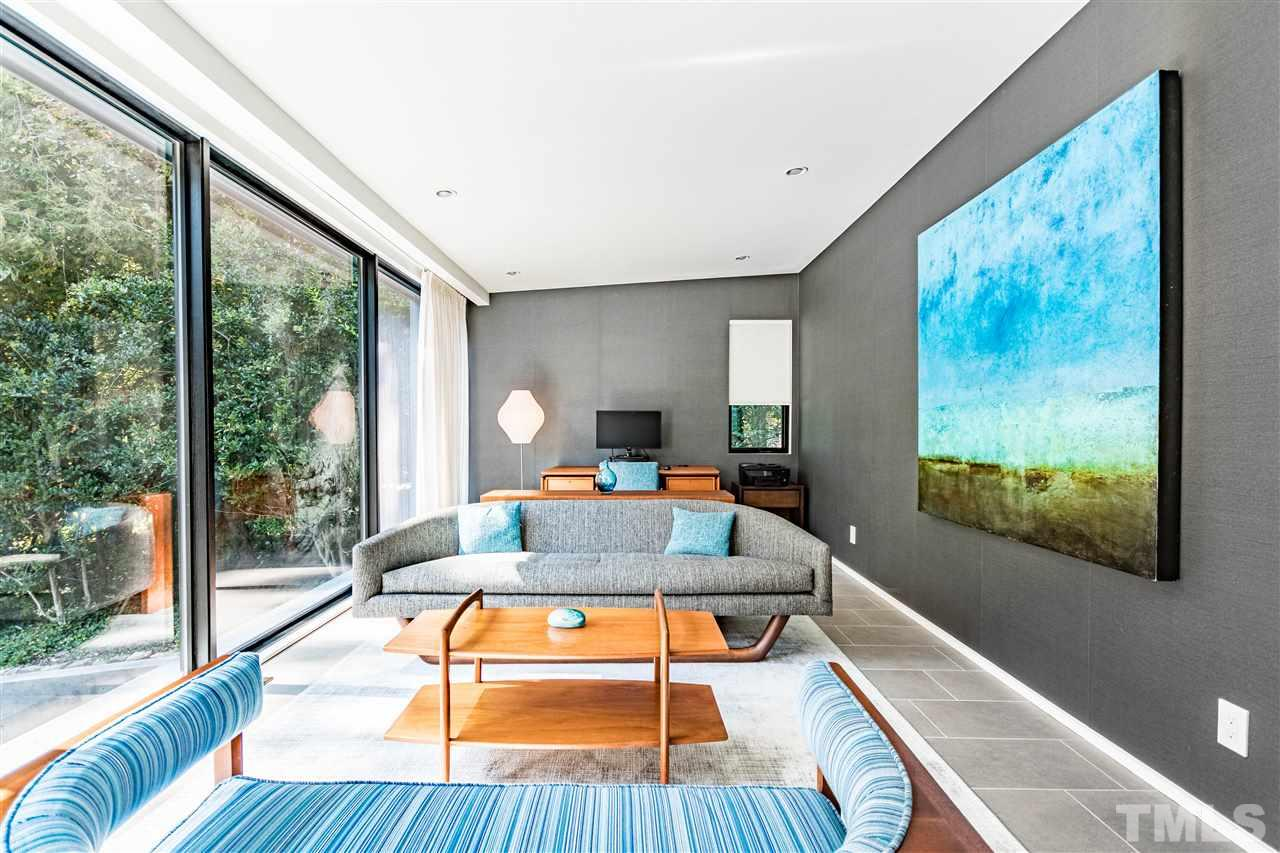 Modernist Home of the Month: 912 Williamson Drive, Raleigh NC