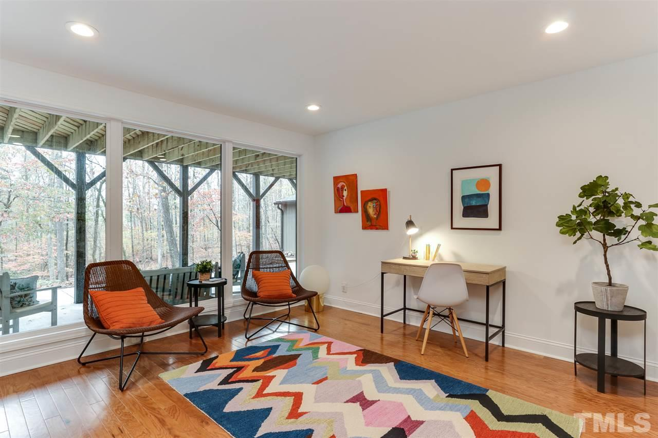3200 Doubleday Place - Modernist Home of the Month at Hillman Real Estate Group Living Room