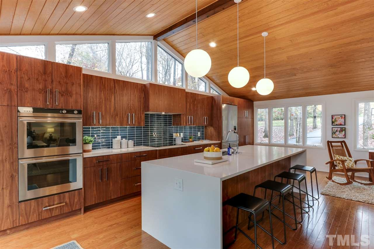 3200 Doubleday Place - Modernist Home of the Month at Hillman Real Estate Group Kitchen