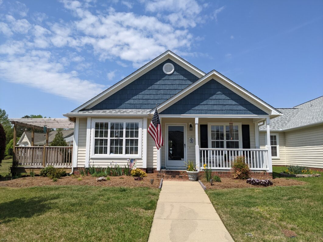 96 Fringe Tree Lane Clayton NC 27520 Hillman Real Estate Group at eXp Realty Front Exterior
