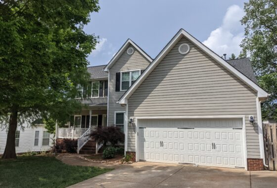 102 Ackley Court Cary NC 27513 - Listed for Sale by Hillman Real Estate Group at eXp Realty - Front Exterior