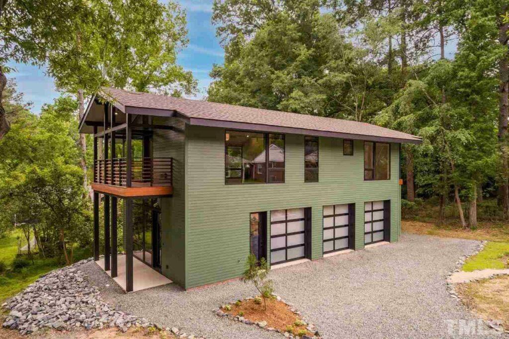 115 Oak Street Carrboro Hillman Real Estate Group guest house