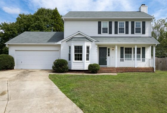 906 Greendale Court Apex NC 27502 – Hillman Real Estate Group at eXp Realty